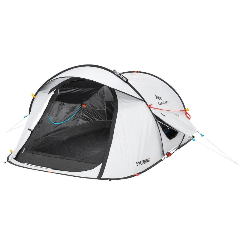La tente pub : un intérieur pour s'abriter, un extérieur pour la publicité