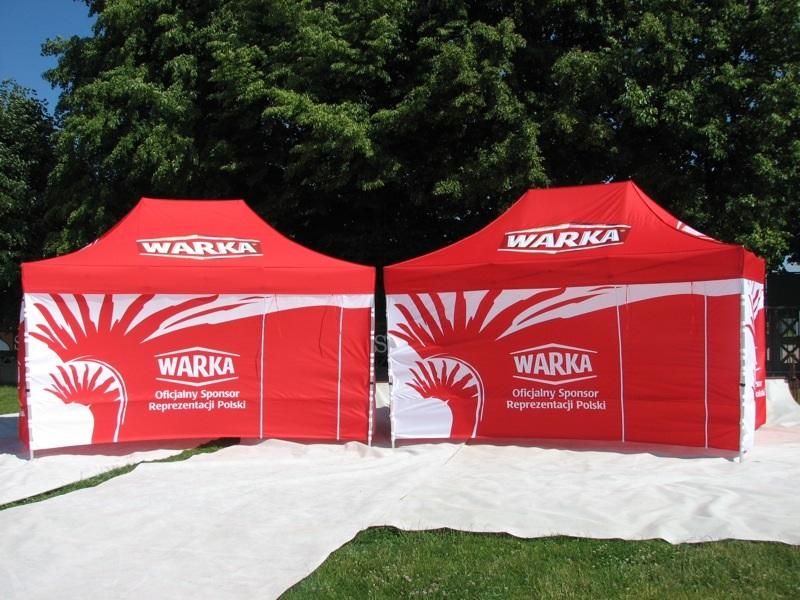 Propagez votre marque avec la tente pub