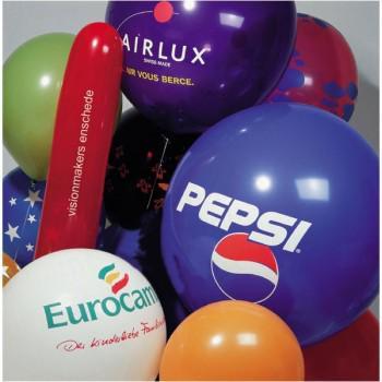 Misez sur le ballon gonflable personnalisé