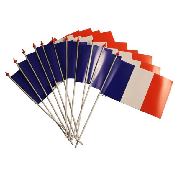 Le drapeau supporter: l'outil idéal pour tous vos évènements