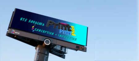 Communiquez à grande échelle avec les panneaux publicitaires
