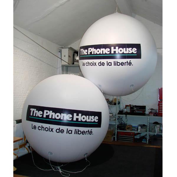 Ballon hélium personnalisé: idéal pour booster votre visibilité