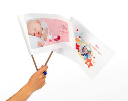 Les minis drapeaux personnalisés: en quoi sont-ils fructueux?