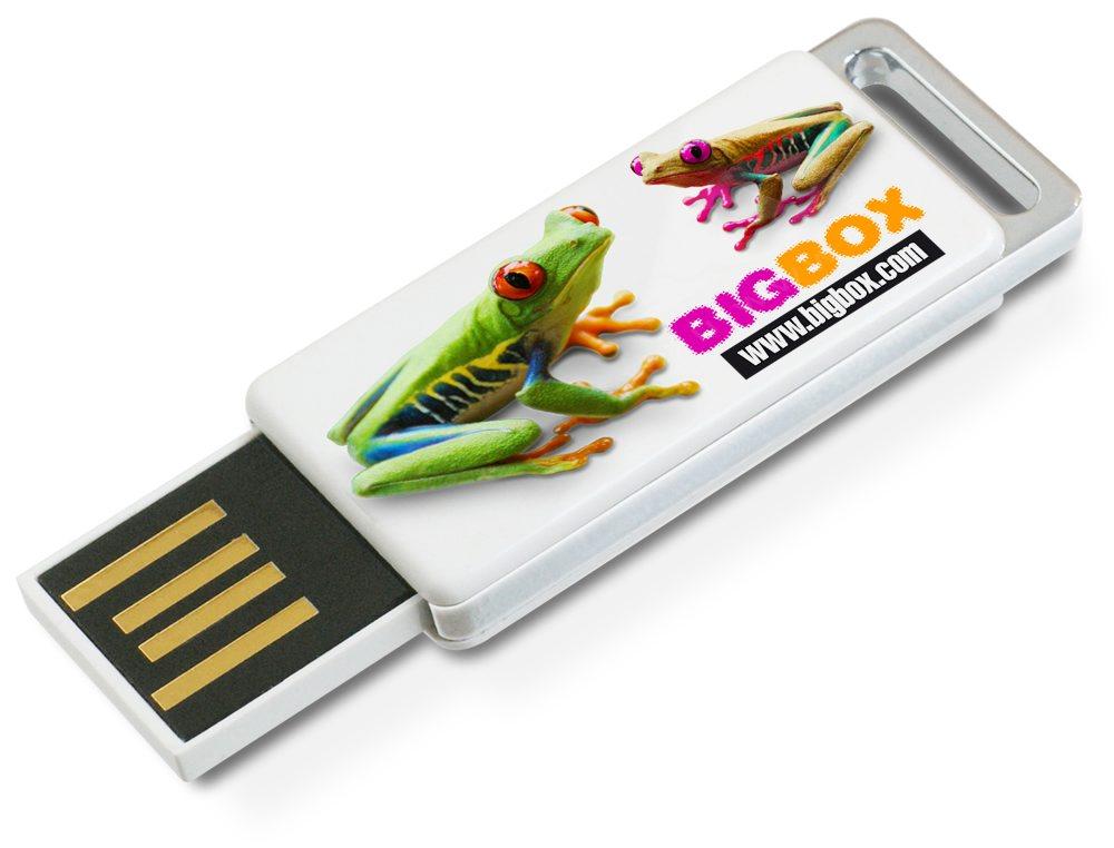 Clé USB personnalisée: un véritable objet publicitaire