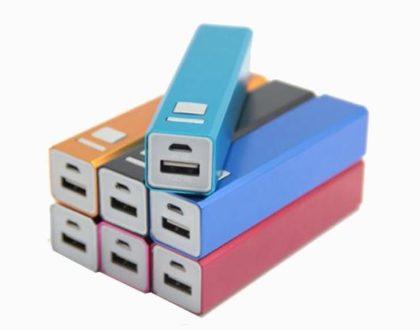 La batterie personnalisée: un vecteur de communication original