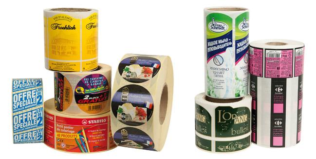 Boostez votre marketing avec les étiquettes adhésives