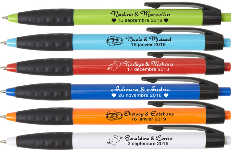 Le stylo personnalisépour le développement pérenne de votre marque
