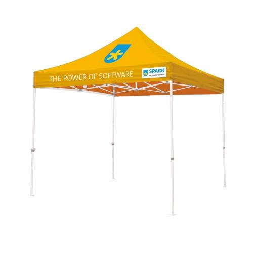 La tente publicitaire pour booster les ventes de votre entreprise