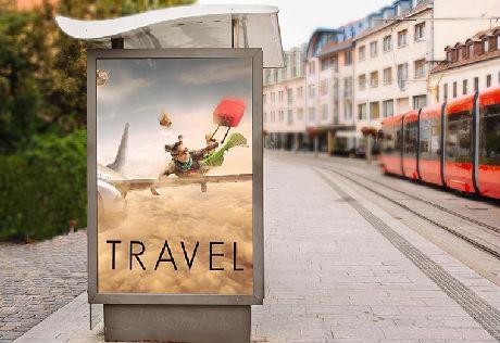 Quels sont les avantages de l'utilisation de l'affiche publicitaire?