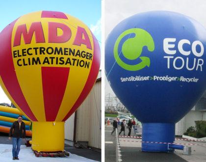Pourquoi un objet gonflable personnalisé pour vos promotions commerciales?