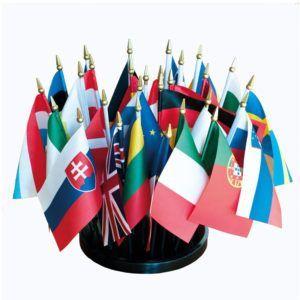 mini drapeaux personnalisés