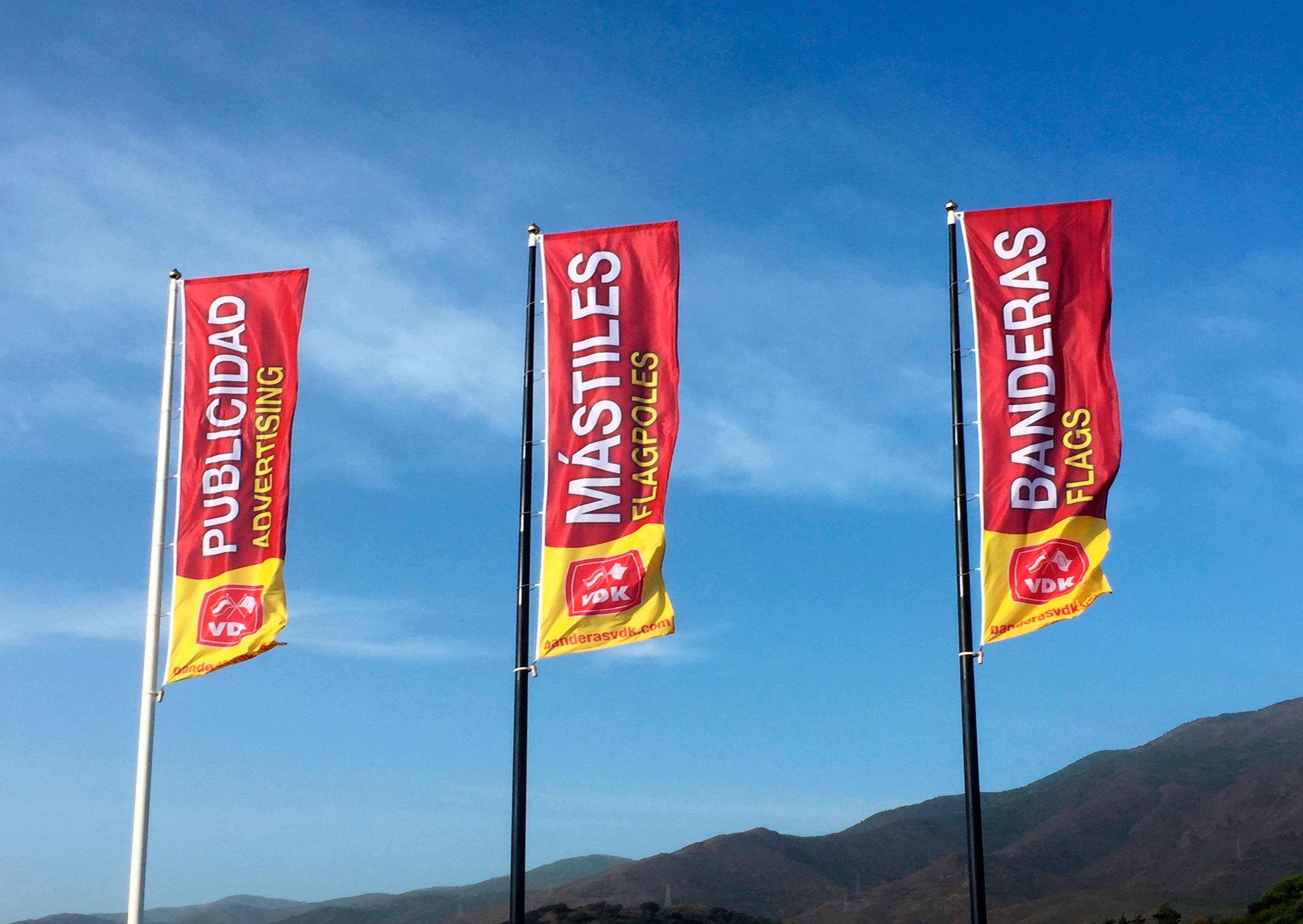Qu'est-ce qu'un drapeau publicitaire personnalisé ?