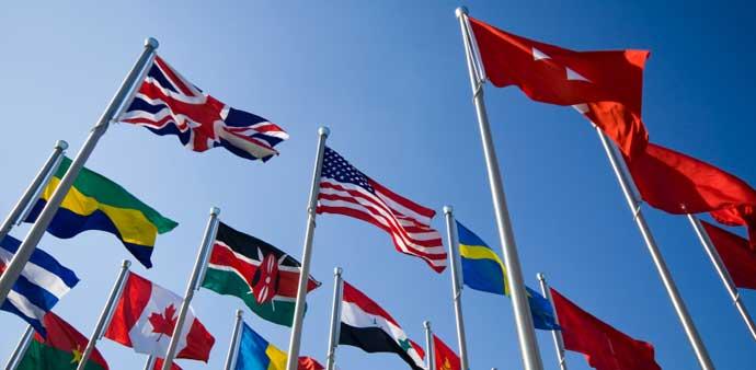 Les mini drapeaux personnalisés: des outils pour se démarquer