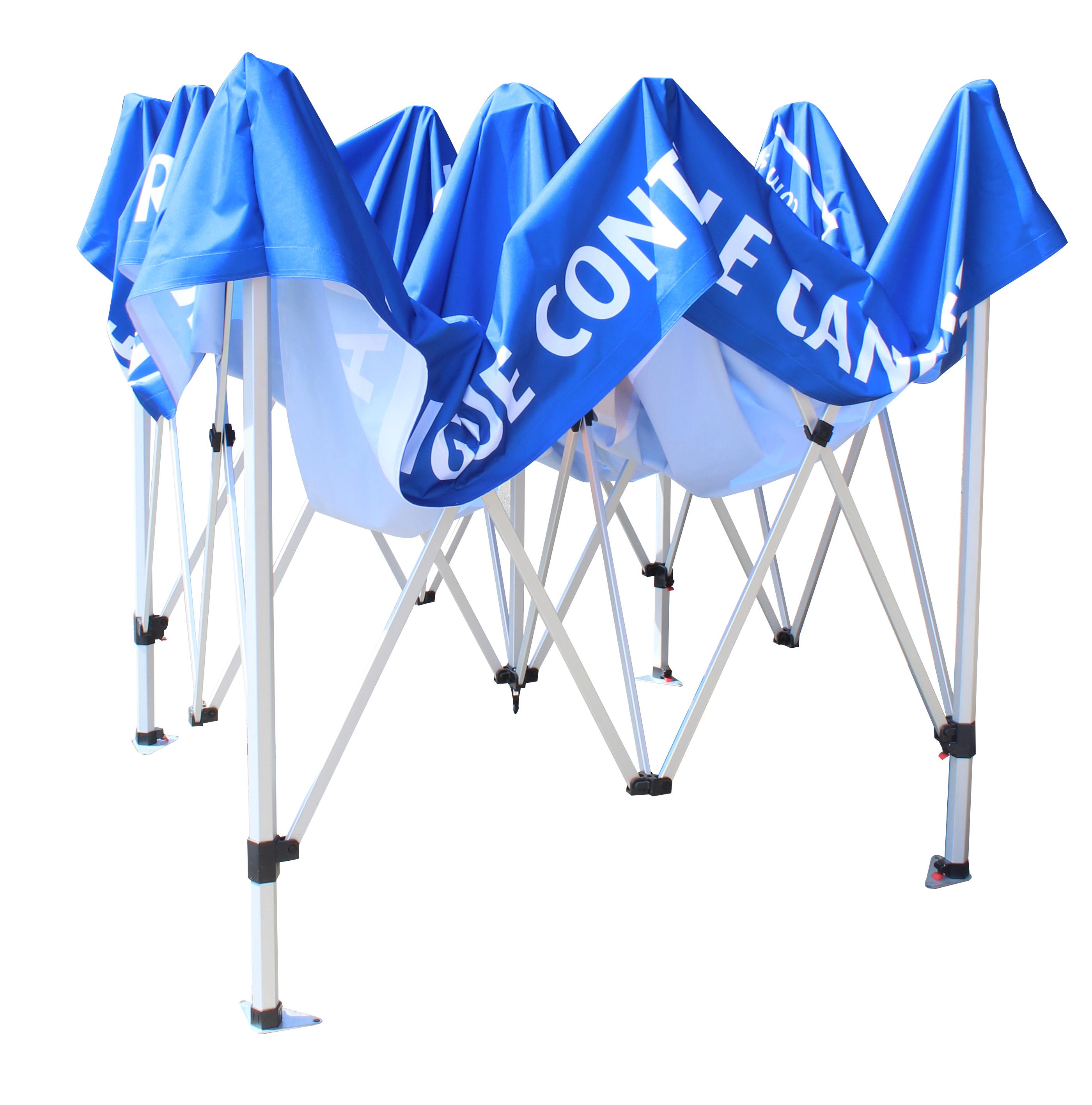 Pourquoi choisir une tente publicitaire personnalisée?
