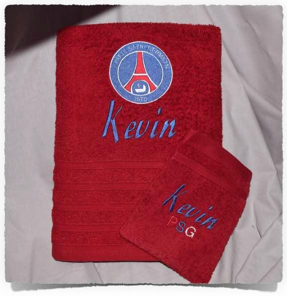 La serviette personnalisée pour vulgariser votre enseigne