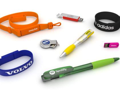 Clé USB personnalisée: cadeau publicitaire numérique