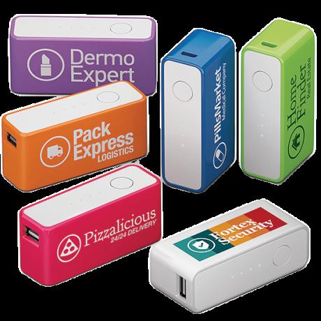 Batterie personnalisée: Objet publicitaire incontournable