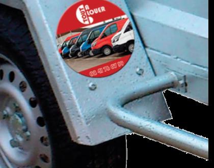 Les avantages du sticker autocollant personnalisé