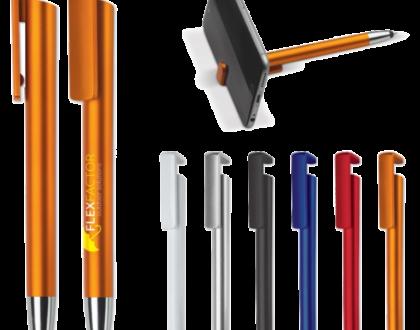 Un joli stylo personnalisé avec votre marque ou un court message
