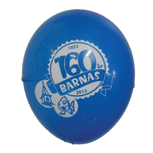 Ballon de baudruche publicitaire pour la prospection de votre image