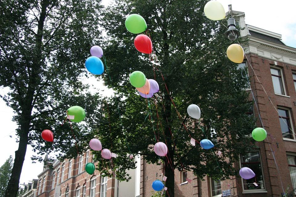 Ballons publicitaires pour faire animé votre évènement