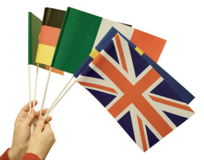 Trois raisons d'utiliser le drapeau supporter