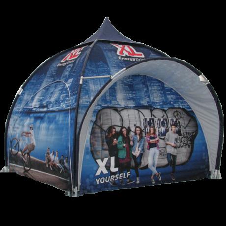 Tous les avantages de la tente publicitaire