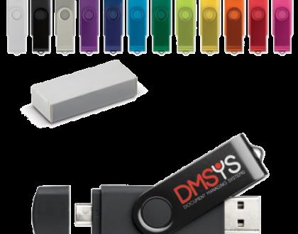 Fabrication clé USB personnalisée pour améliorer votre image de marque